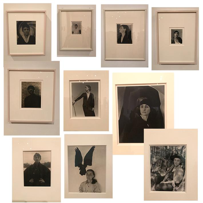 Georgia O'Keeffe: LivingModern