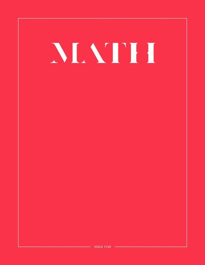 Math Magazine: Issue5